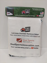 Load image into Gallery viewer, Lax Dog - Ball Return Insert For 6x6 Lacrosse Goals