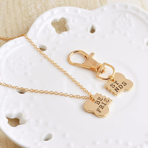 Best Friends Necklace - Petocity