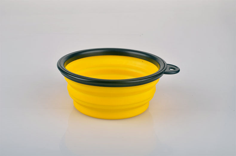 Collapsible Feeding Bowl - Petocity