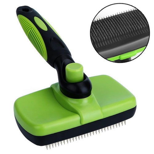 Self Cleaning Dog Brush - Petocity
