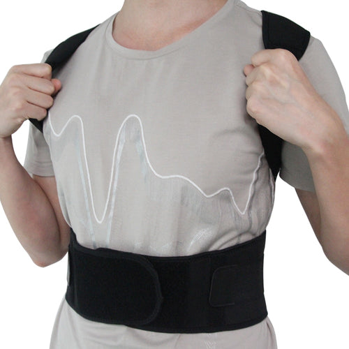 Adjustable Posture Corrector Back Support - Petocity