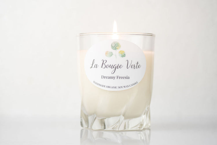 Dreamy Freesia Candle