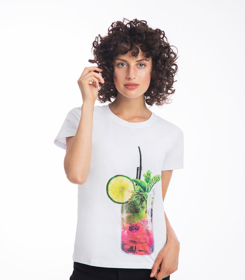 Mojito Cocktail T-Shirt