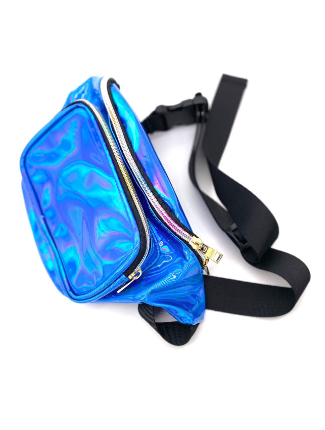 Electric Blue Bum Bag
