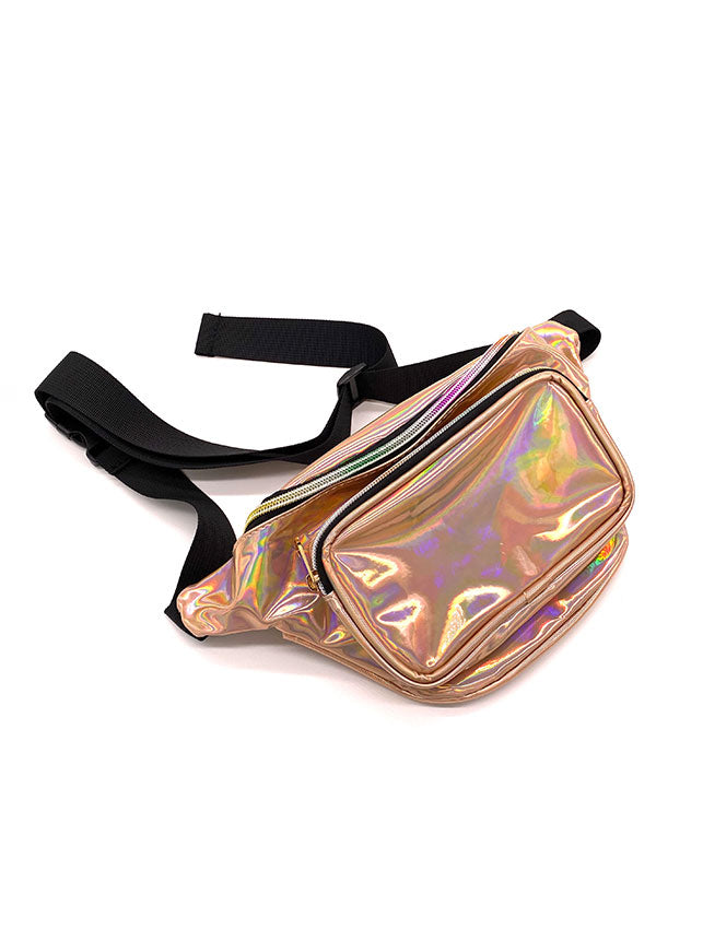 Rose Gold Bum Bag