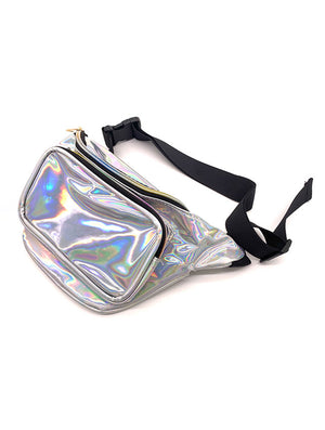 Sterling Silver Bum Bag