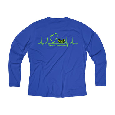 EKG Women's Long Sleeve Performance V-neck Tee