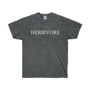 Herbivore - Unisex Ultra Cotton Tee