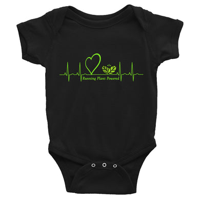 Plant Powered EKG Infant Bodysuit