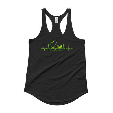 EKG Ladies' Shirttail Tank