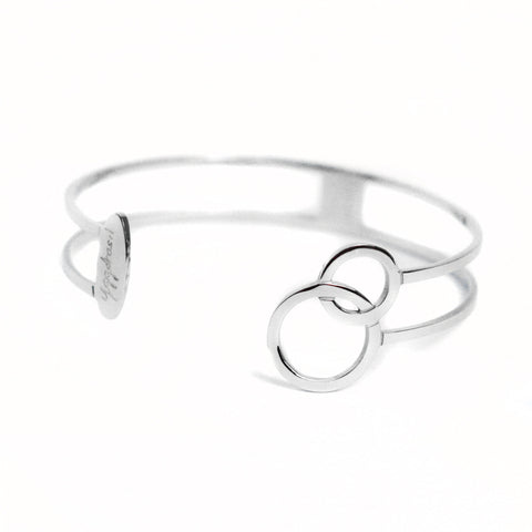 Connected Bracelet - Stainless Steel