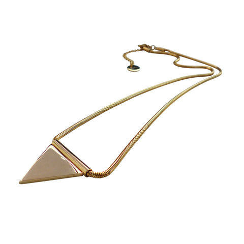Necklace Delicate Balance Midi - Gold