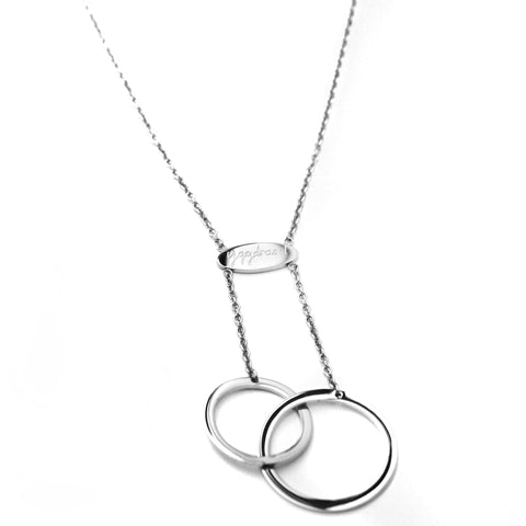 Connected Necklace - Stainless Steel