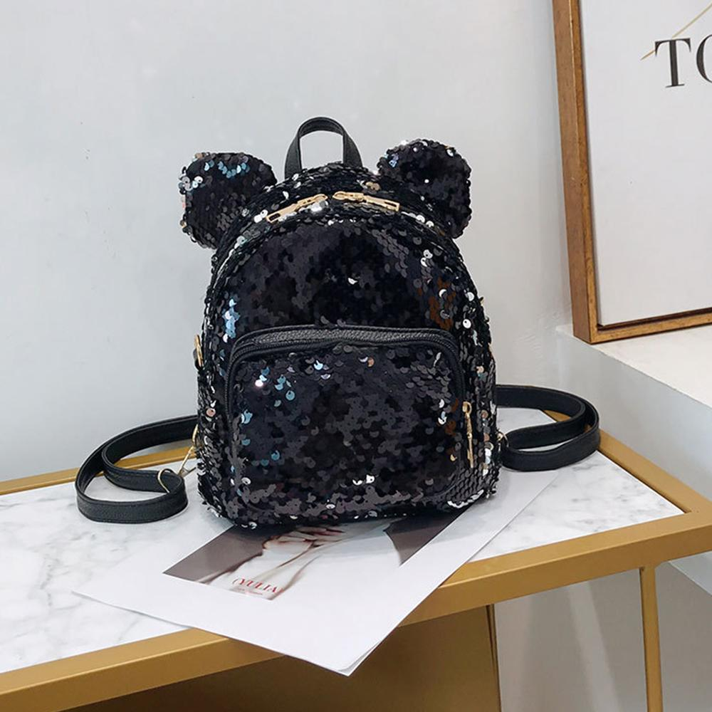Bling Bling Sequin Backpack