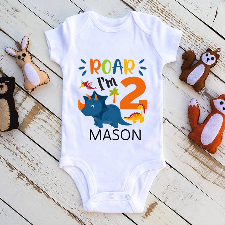 Custom Mama Baby Cub Baby Onesies and Matching Mom Shirts - Perfect Mother's Day Gift