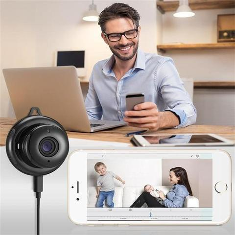 Camera Mini Kèm Wifi