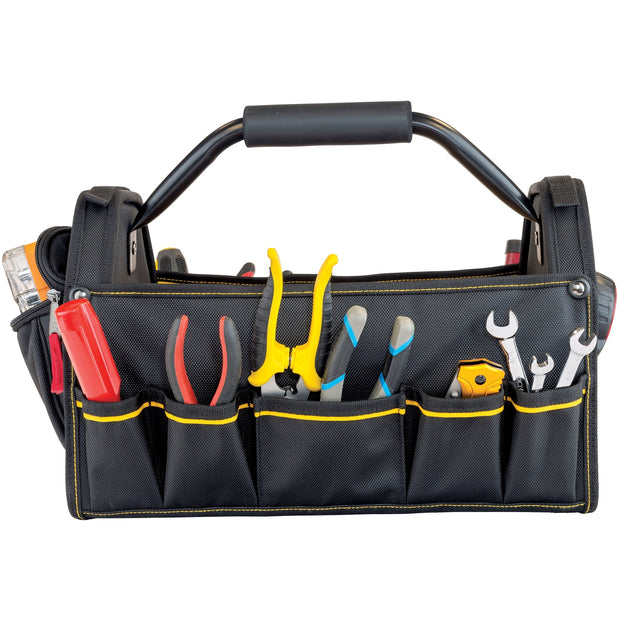 17 in. Pro Tool Tote