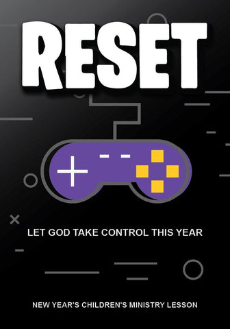 Reset New Year's Lesson