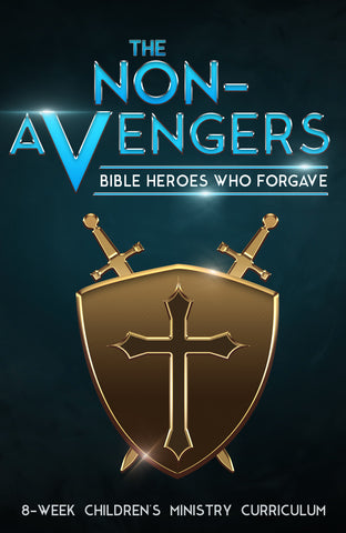 The Non-Avengers Children's Ministry Curriculum
