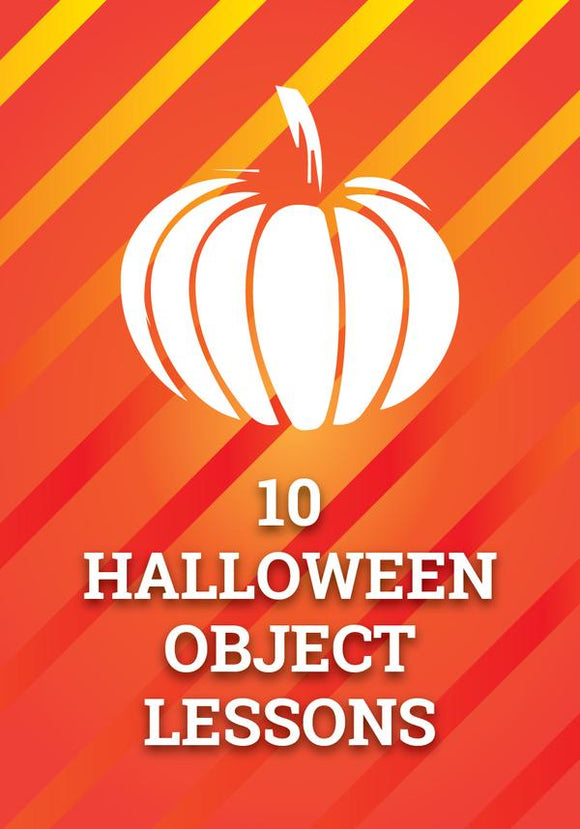 10 Object Lessons for Halloween