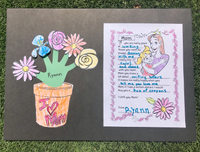Mother's Day Craft For Children's Church