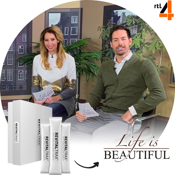 RevitalTrax appears at Life is Beautiful