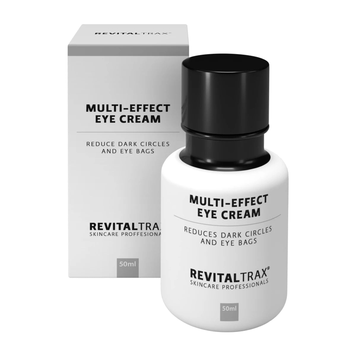RevitalTrax Multi-Eye Effect Cream. Eye cream to reduce bags and dark circles under the eyes