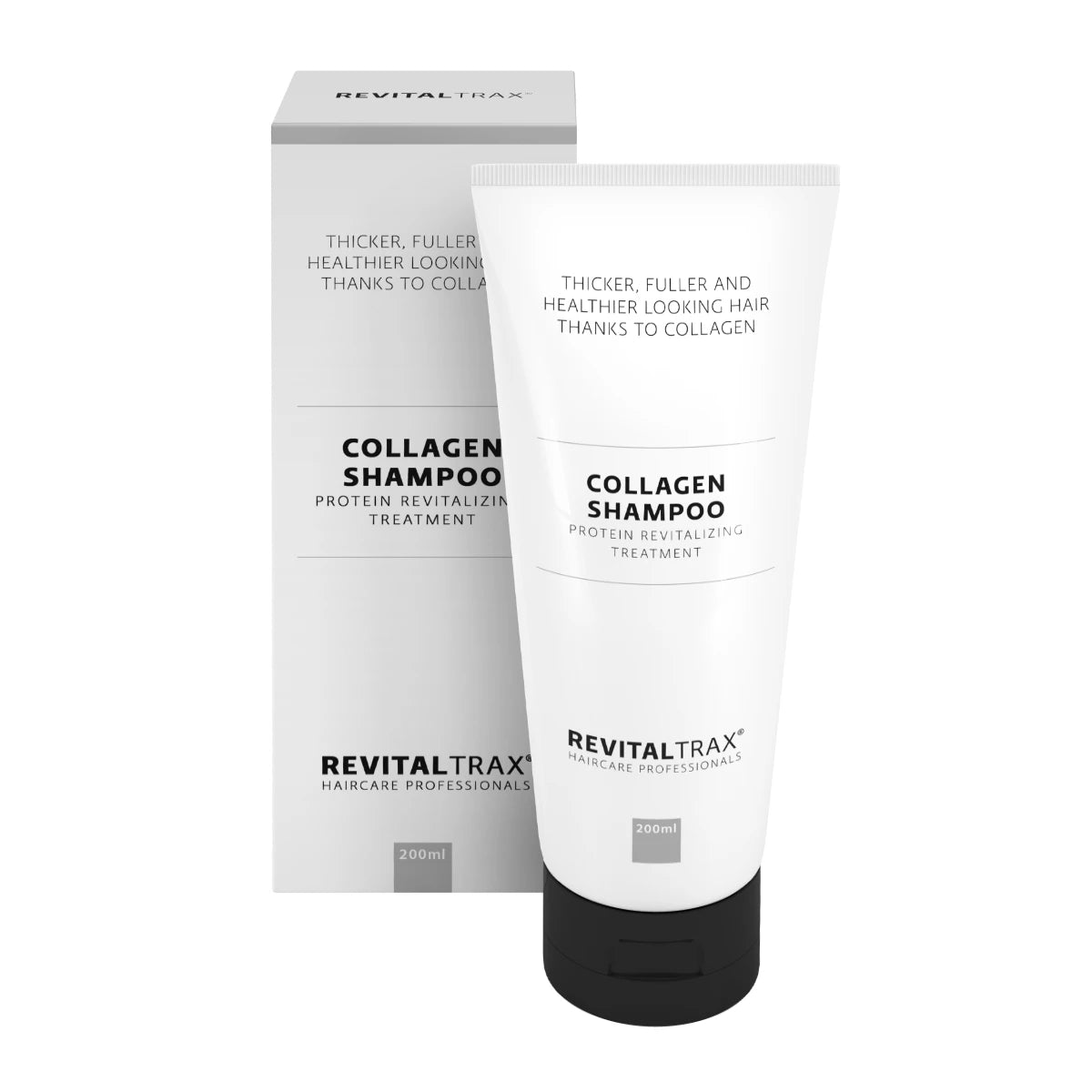 RevitalTrax Collagen Shampoo.