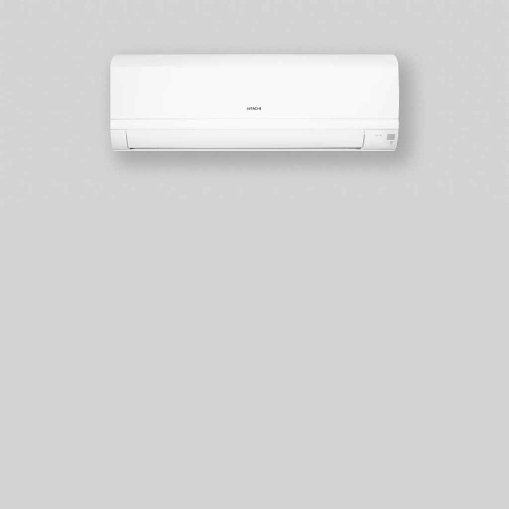 Hitachi 5kW E-Series Wall Mounted Split System Air Conditioner