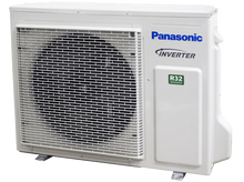 anasonic 2.5kW Aero Series Econavi Reverse Cycle Inverter Split System Air Conditioner