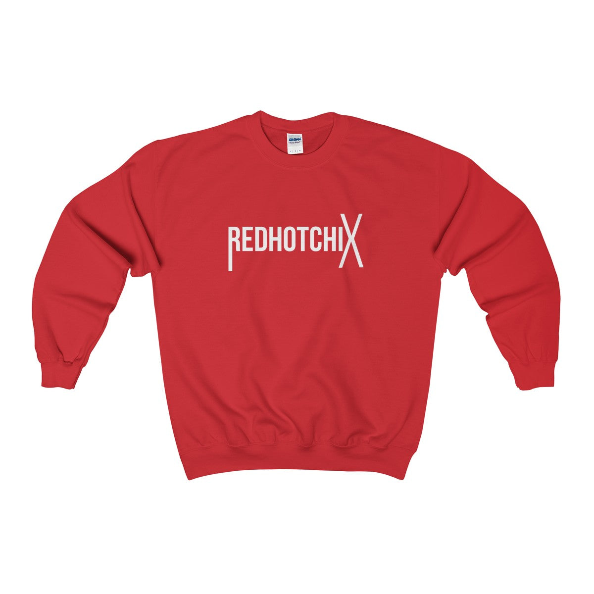 CREWNECK REDHOTCHIX SWEATER