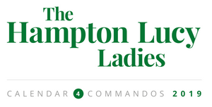 Hampton Lucy Ladies: Calendar 4 Commandos