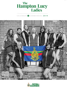 Hampton Lucy Ladies - Calendar4Commandos