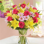 Bunches Of Love For Mom