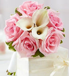 Pink and White Petite Bouquet