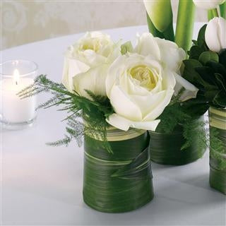 White Rose Table Arrangement