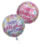 Two Mylar Balloons
