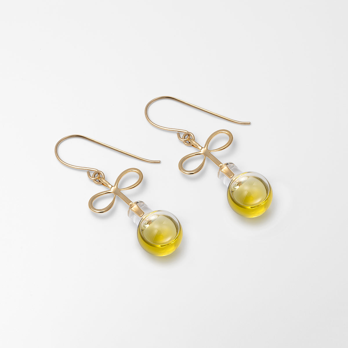 Infinity Oil Earrings