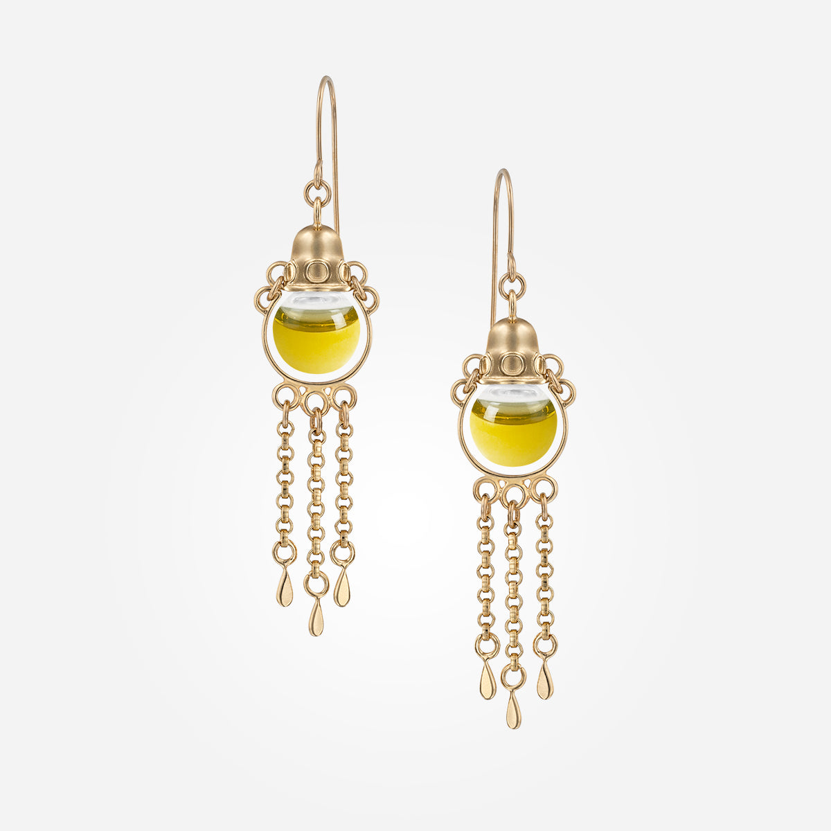 Shnashil Oil Earrings