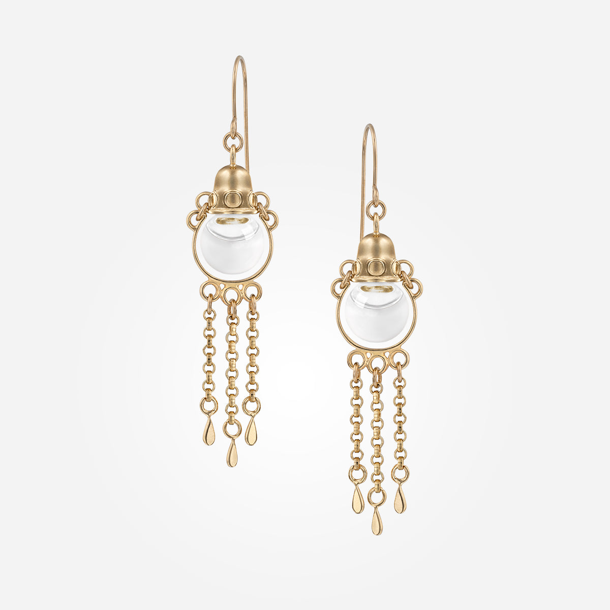 Shnashil Water Earrings