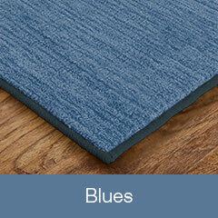 Blue Colored Rugs