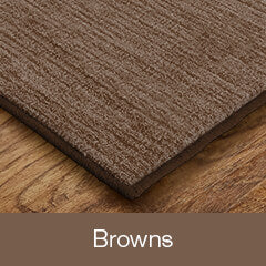 Brown Colored Rugs
