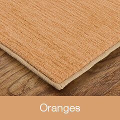 Orange Colored Rugs