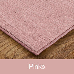 Pink Colored Rugs