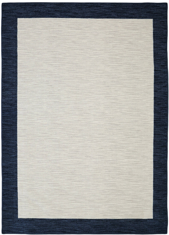 Hemingway Imperial White & Green Area Rug