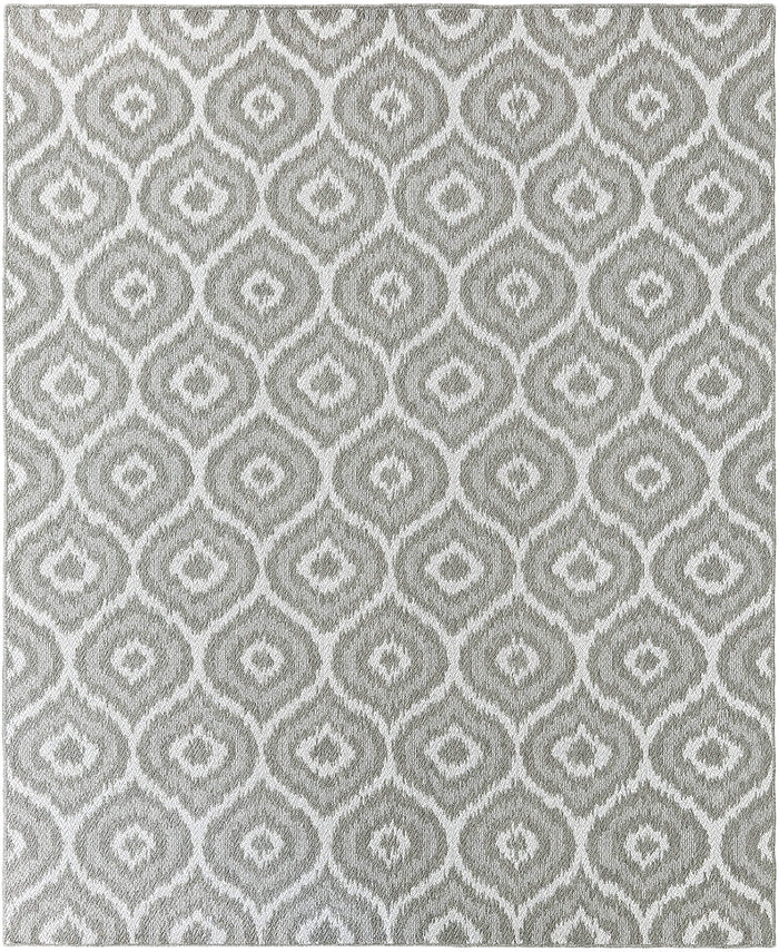 Lockhart Sierra Gray Area Rug
