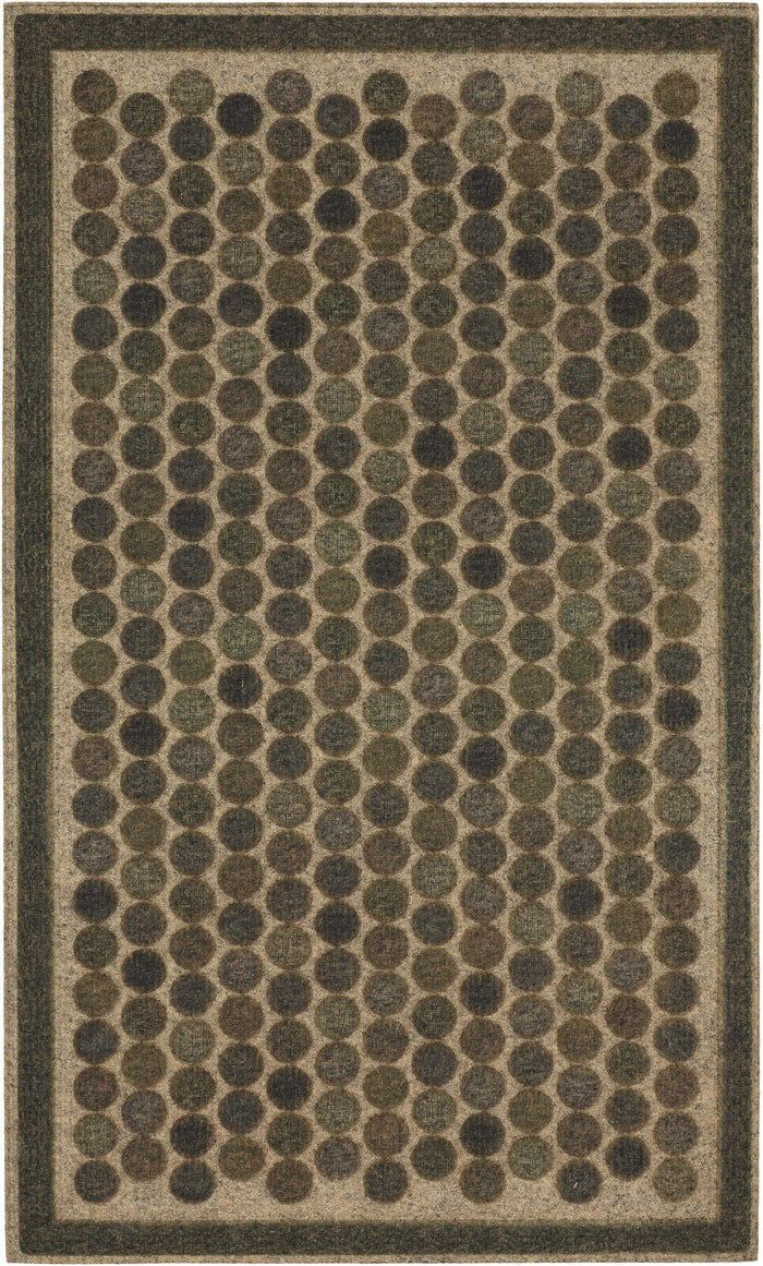 Avenue Mingle Gray Door Mat