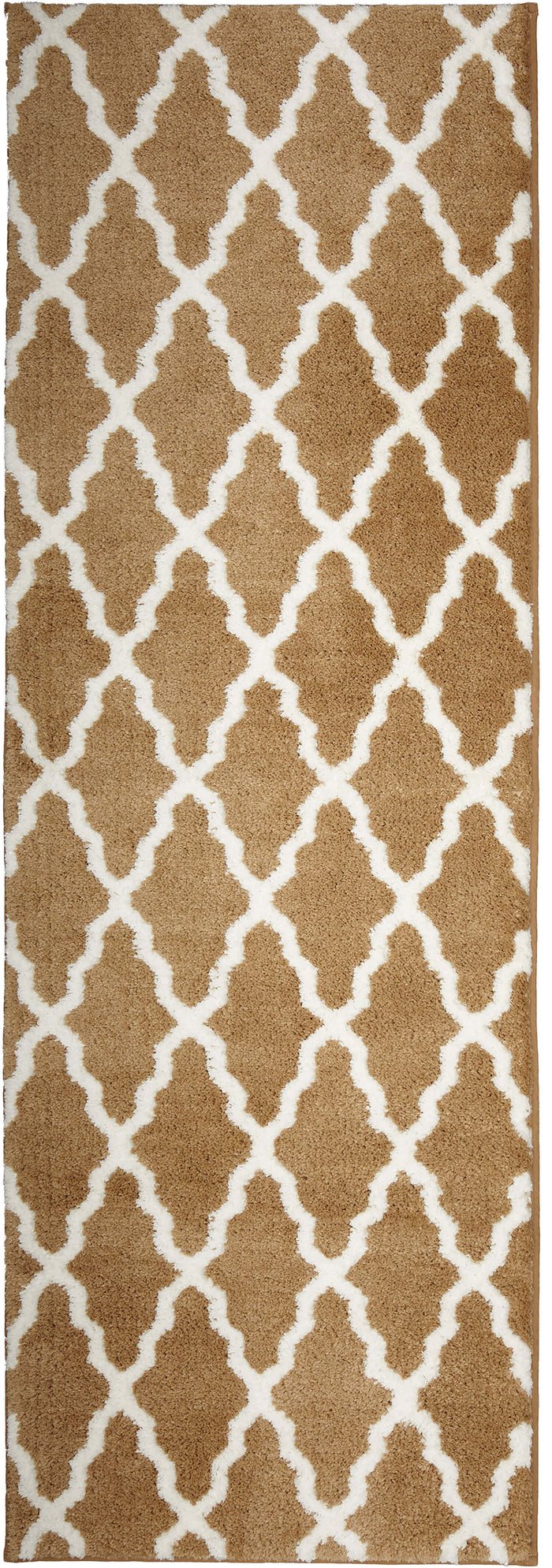 Compass Beech Brown Bath Mat