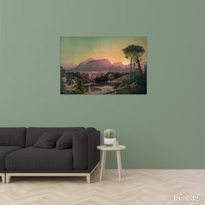 Allegheny Mountains Colossal Art Print