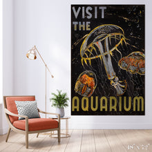 Load image into Gallery viewer, Aquarium Colossal Art Print